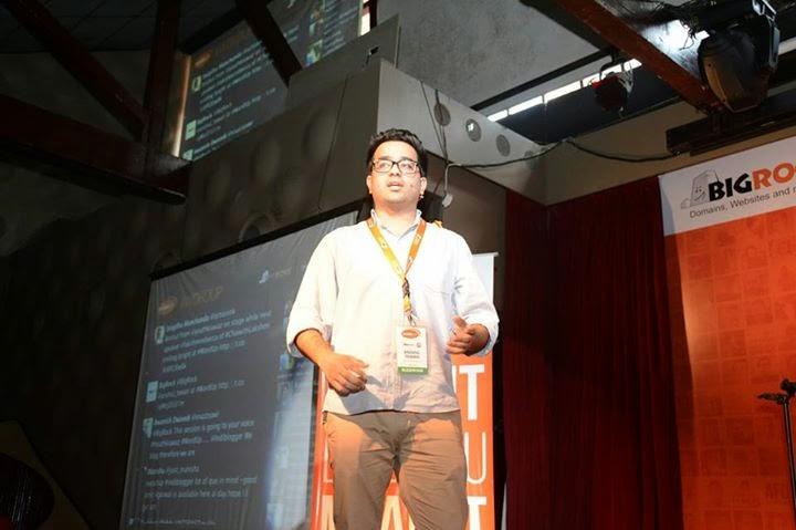 Blog Promotion Session by Anshul Tewari