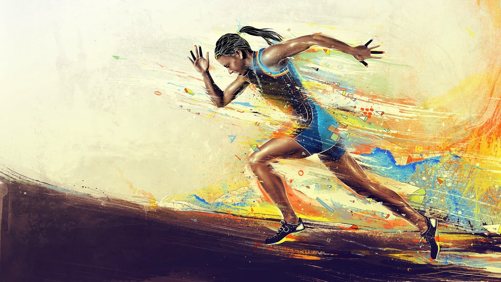 Wallpapers For Nike Running Wallpaper Desktop