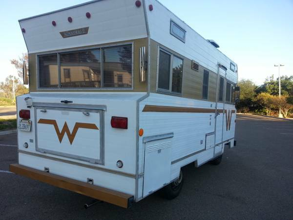 Used Motorhomes For Sale By Owner >> Used RVs Vintage Winnebago RV For Sale by Owner
