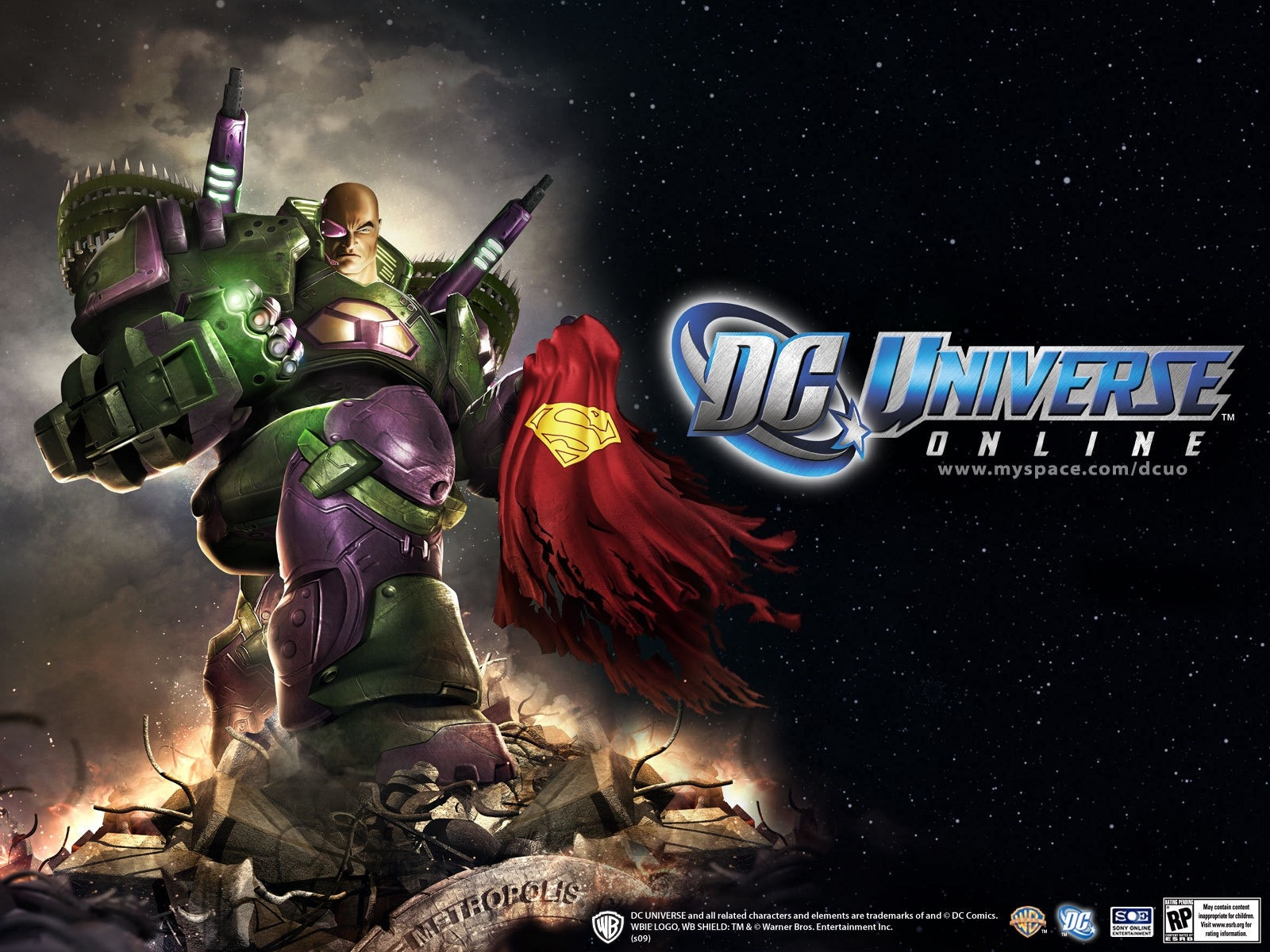 Dc Universe HD & Widescreen Wallpaper 0.405521400605682