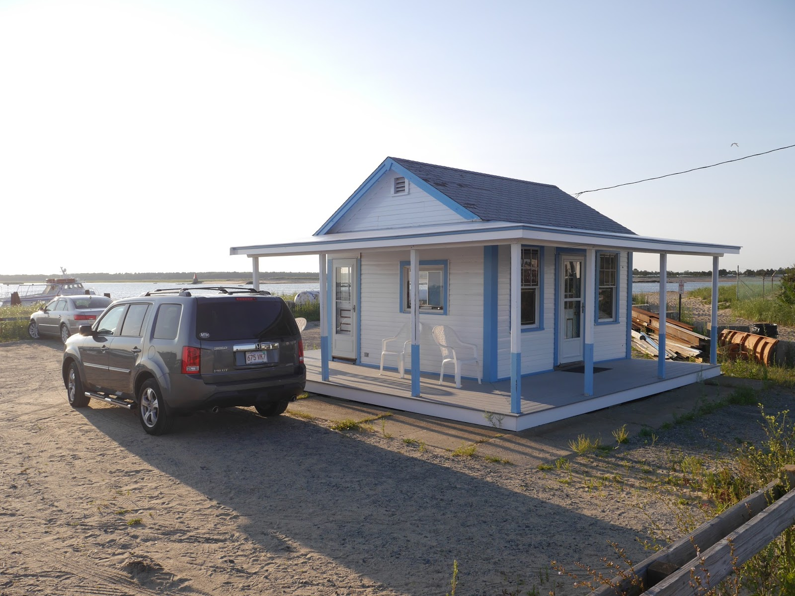 Relaxshackscom Tiny beach house on Plum Island MA