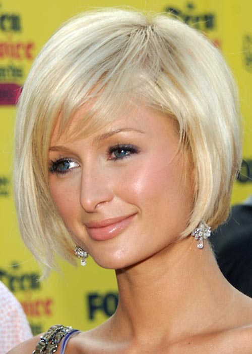 Cool Short Blonde Straight Bob Hairstyles For Prom 2011  Hairstyles 2013