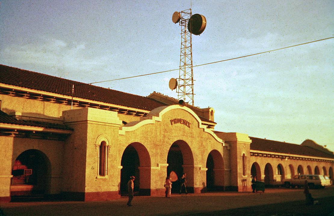 Vintage Phoenix Arizona Hotel