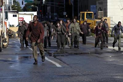 Zombies in the Walking Dead, AMC 2010