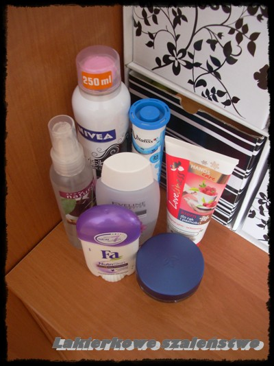 Nati testuje nowy domek dla moich kosmetyk w for Magnez w tabletkach