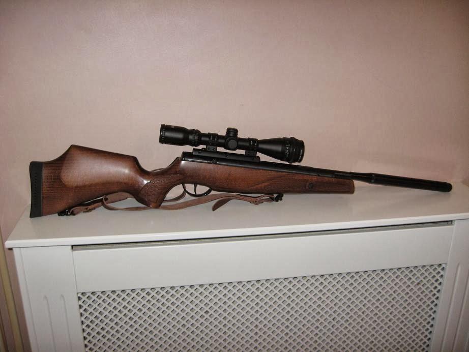 My Blog Verwandt Mit Lightning: Gary's Hatsan Air Rifle's And Other Stuff