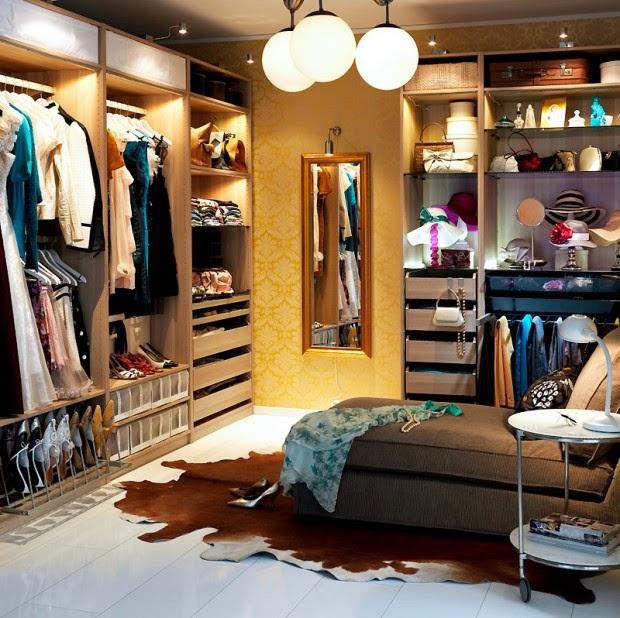 aménagement placard chambre coucher