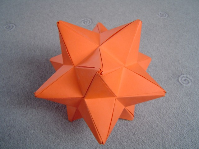 modüler origami