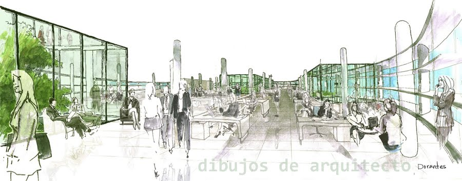 Dibujos de arquitecto