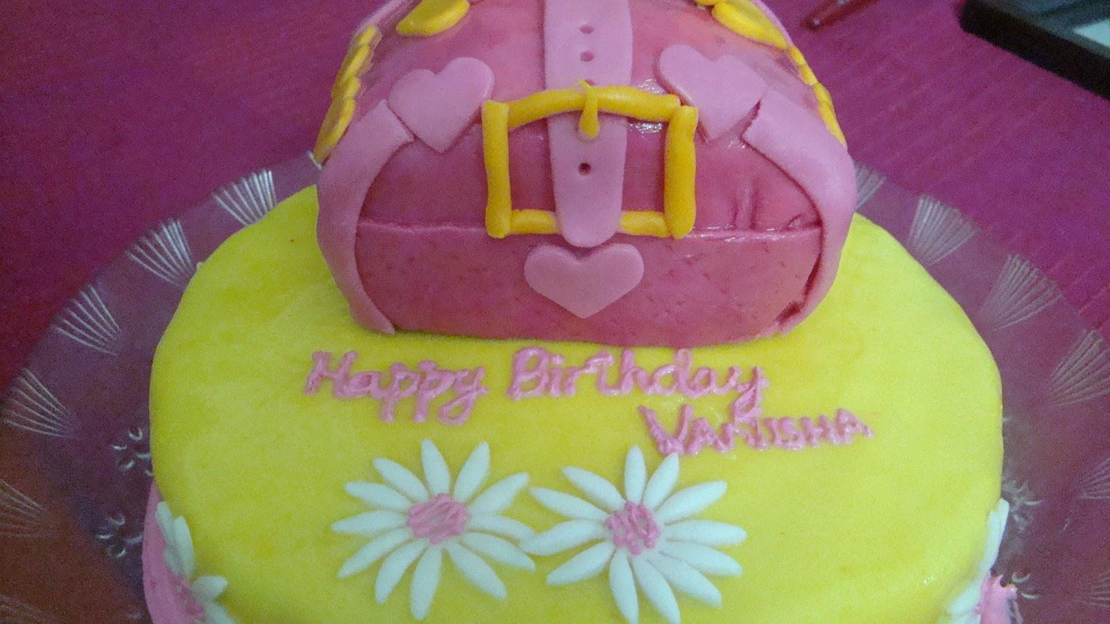 Purse Cake Happy Birthday Vanisha Cash Back Shopping Online