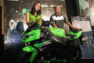 Kawasaki Ninja ZX-6R Indonesia
