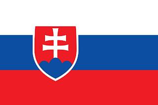Eslovaquia, bandera eslovaca