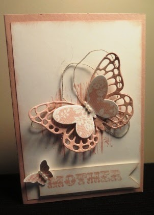 Mothers day card by zena kennedy independant stampin up demonstrator