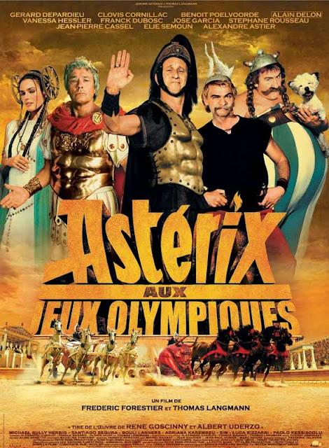 Xem Phim Asterix và đại hội Olympic - Astérix aux Jeux Olympiques