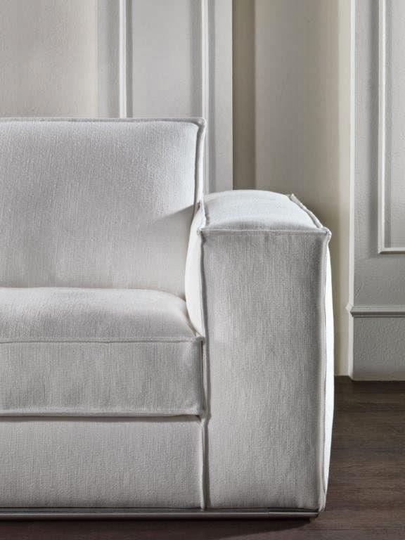 Nuovo divano moderno feeling tino mariani - Cuscini schienale divano ...
