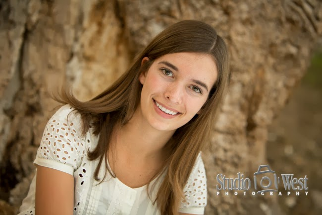 Senior photo shoot in Atascadero