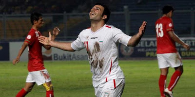 Indonesia 1 - 4 Iran (2)