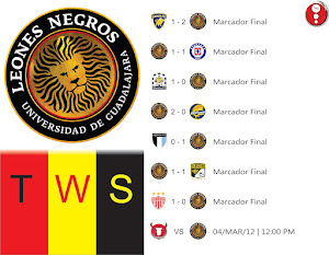 Liga de Ascenso 2012 | Leones Negros UDG