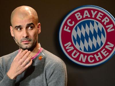 Pep Guardiola al Bayern Munich en Verano
