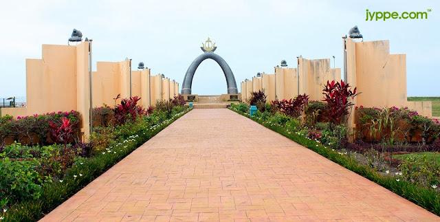 One Billionth Barrel Monument in Seria