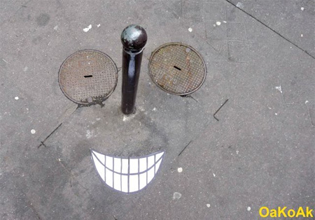 OaKoAk. Street Art