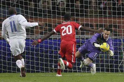 Holland 0 - 0 Switzerland (3)