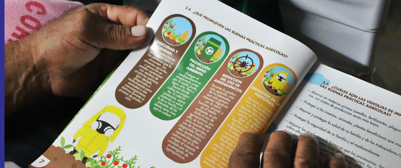 Capacitaciones en Buenas Prácticas Agrícolas y de Manufactura