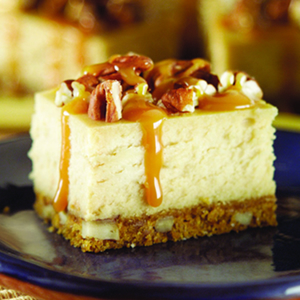 Cooking Recipes: Caramel Pecan Cheesecake Squares
