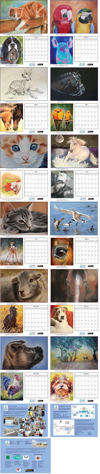Calendar Interior