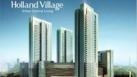Apartemen Holland Village Ditawarkan seharga Rp. 1,5 Milliar