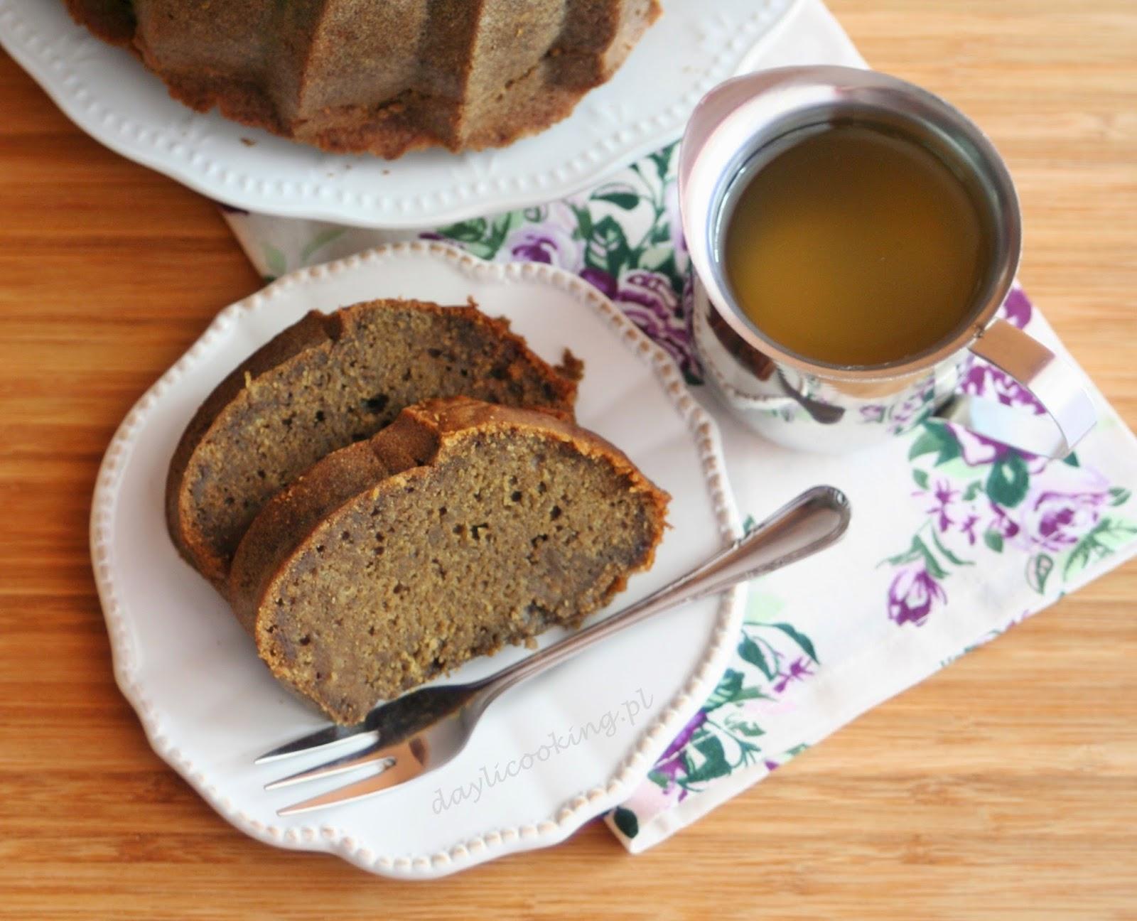 Dyniowe ciasto pełne korzennego aromatu