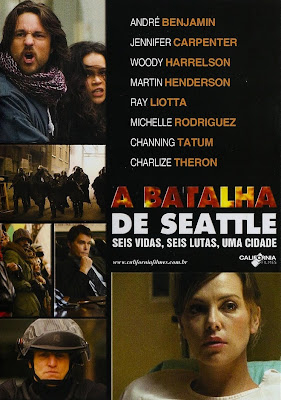 Filme A Batalha De Seattle   Dual Áudio + Legenda