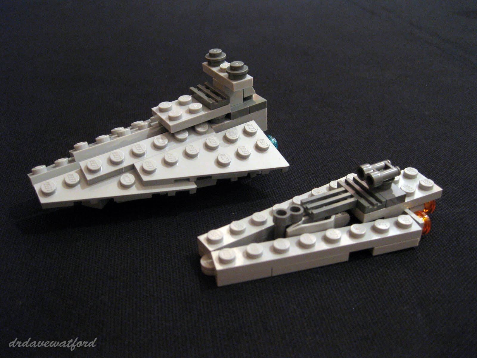 Gimme Lego: Set 10221 UCS Super Star Destroyer review - Part I