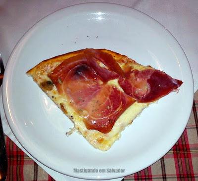 Il Forno: Pizza Parma
