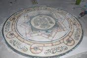 Ξεκίνησαν οι εργασίες κατασκευής μαρμάρινου δαπέδου εις τον νέον Ιερόν Ναόν του Αγίου Αντωνίου