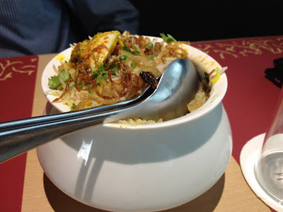Biryani at ZK's