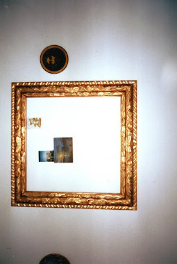 Gold Plated Frame- Italy