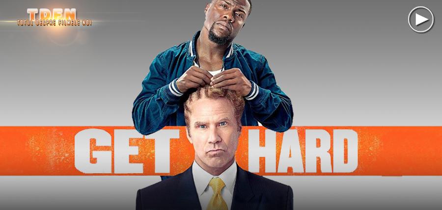 Kevin Hart şi Will Farrell în noul trailer extins pentru comedia Get Hard