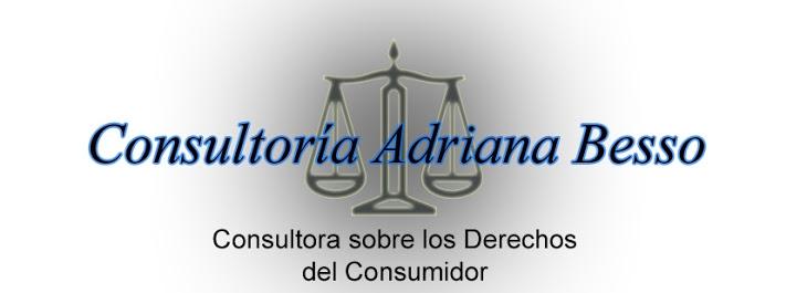 Consultora especializada en temas de defensa de derechos del consumdor
