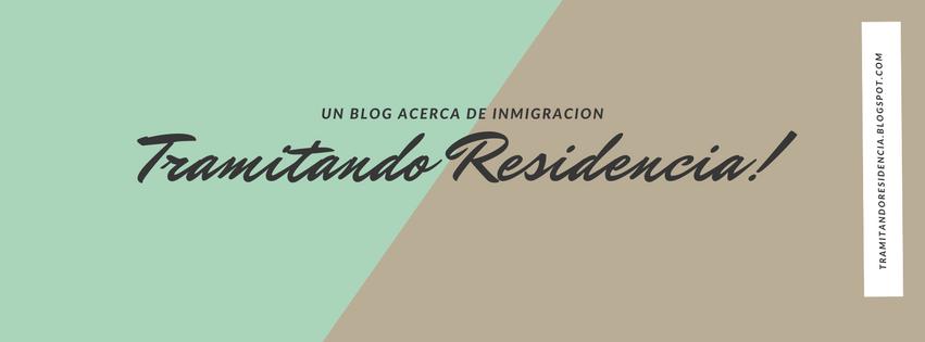Un blog acerca de inmigracion