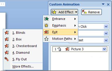 Cara Membuat Animasi Atau Tulisan Bergerak di Power Point