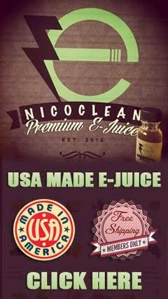 Nicoclean Premium E Liquid