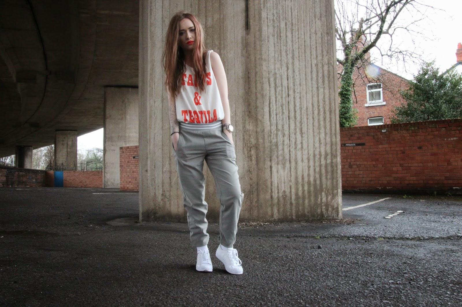 blogger, fashion, denim, street style