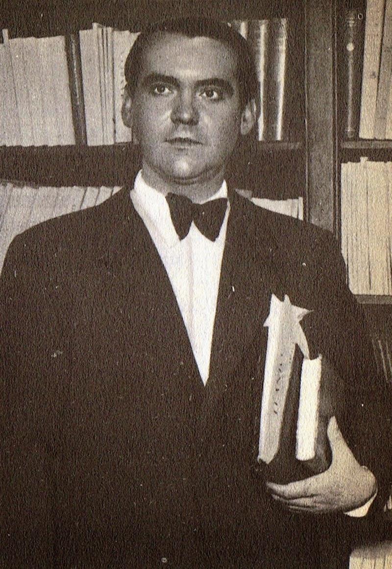 Lorca en 1934