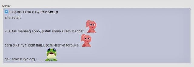 Pilihlah Wanita Jepang, Jangan Wanita Indonesia!