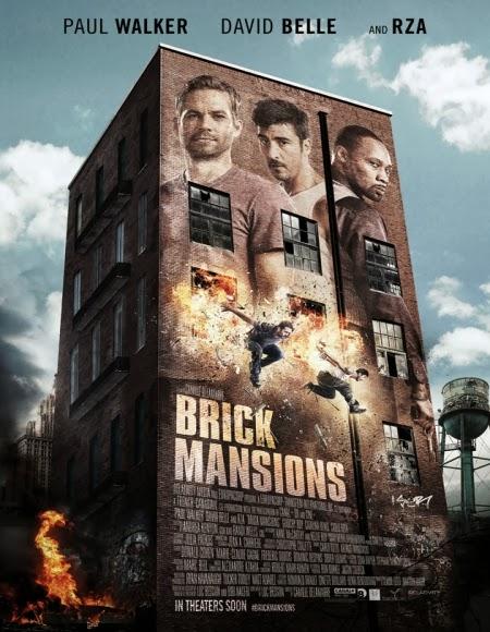 BRICK MANSIONS 2014 Official International Trailer 720p HD Paul Walker, RZA