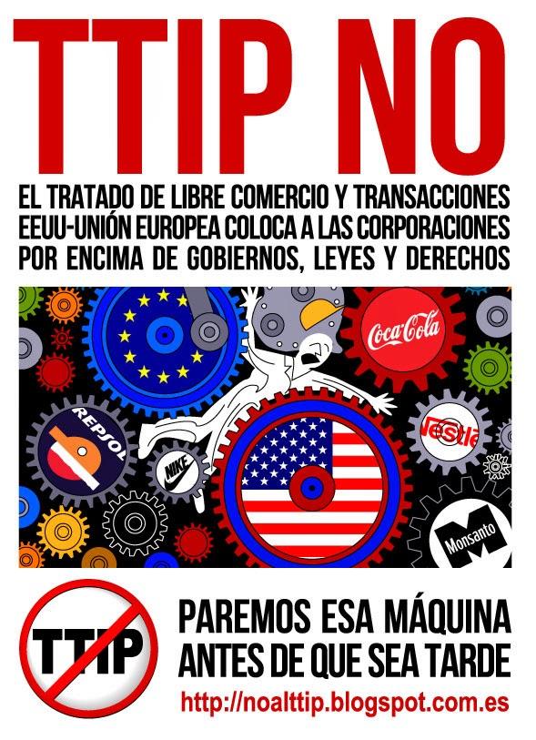 TTIP? Nooooo, gracias....