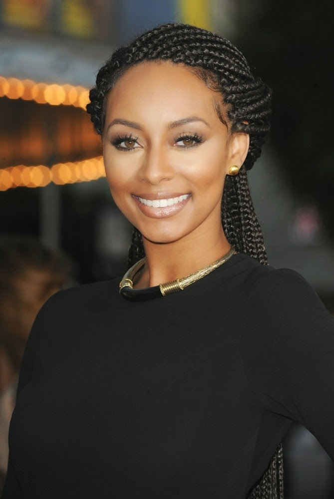 Made Whole Megan Good And Keri Hilson Hairstyle Trendsetters