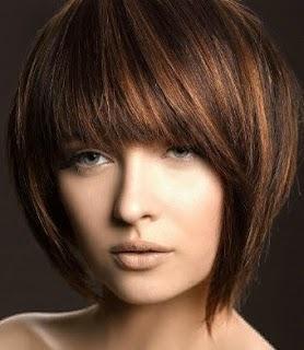 Foto Model  Rambut Feminim