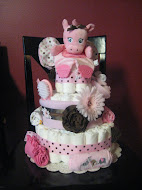 Tutorial for making a Diaper Cake